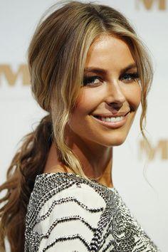 Jennifer Hawkins talks Top Model