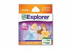 Explorer™ Game Cartridge: Disney Princesses: Pop-Up Story Adventures