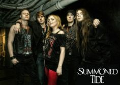 Check out Summoned Tide on ReverbNation NEW SEASON EPIC METAL #ROCK #HARDROCK