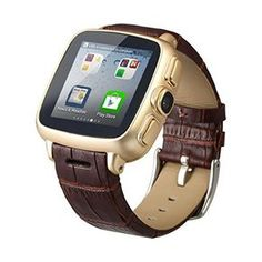 YSOKO Waterproof Bluetooth SmartWatch IPS Touch Screen support SIM card Smartwatch with Camera Sweatproof Leather Strap Smartwatch, Cheap Android Phones, Ios, Camera Watch, Bluetooth Watch, Leather Camera Strap, Gps Tracking, Gps Navigation, Technology Gadgets