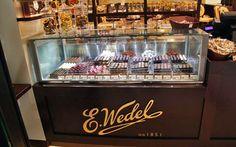 Shop des Süßigkeitenkonzerns Wedel in Warschau © Pijalnie Czekolady E. Wedel