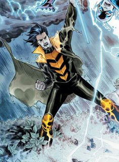Weather Wizard / Hechicero del Clima