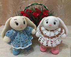 Купить Зайки сестрички - комбинированный, зайчики, зайки, зайка, зайчик, зая, зайцы, зайчата
