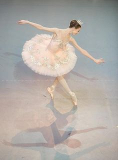 Svetlana Zakharova in Sleeping Beauty at the Mikhailovsky