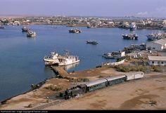 RailPictures.Net Photo: 442 Eritrean Railways 040 + 040 at Massawa, Eritrea by Fabrice Lanoue: