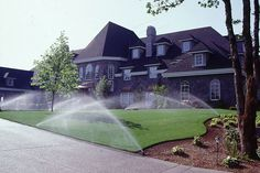 Irrigation - Winterberry Garden