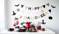 Imprimible para Mesa Dulce de Halloween - Halloween Candy Bar