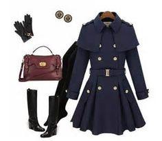fall fashion coats - Bing Images