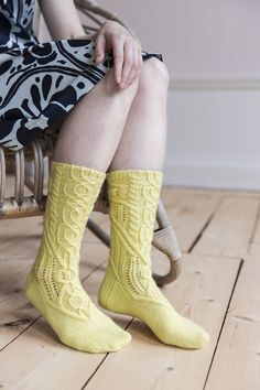 High Socks, Knit Crochet, Knitting, Fashion, Moda, Thigh High Socks, Tricot, Fashion Styles, Stockings