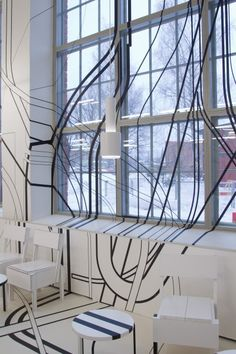 Artek - Projektit - Projektit - Nothing Happens for a Reason, Logomo Café, Turku
