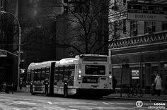 (New York MTA) 2010 Nova Bus LFS Artic Low Floor #1287, via Flickr.