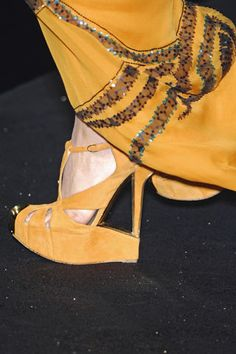 Christian Dior Spring 2008 Couture Fashion Show Details