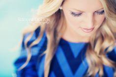 chevron, blonde curls, senior portraits, senior photography ideas, fashion photography, Suzanne Deaton Photography