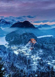 Hohenschwangau, Germany  (by Jayson Gomes)