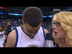 Stephen Curry Drops 46 Points, Leads Warriors to Win 73! - YouTube