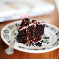 I've baked various versions of this cake a few times now. I found the recipe in Chatelaine magazine, but I did make some changes to make it...