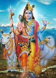 SHIV & VISHNU - are one and the same - and compliment each other. Lord Shiva Pics, Lord Shiva Hd Images, Lord Shiva Family, Shiva Parvati Images, Krishna Hindu, Hindu Deities, Hare Krishna, Hanuman, Lord Murugan Wallpapers