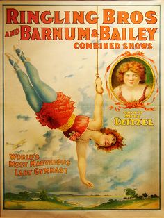 Had I a present unrestricted choice of friendship with any class of women in the world I would unhesitatingly select circus women again - Lillian Leitzel