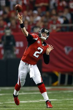 """Matty Ice"" - a true franchise player and from what I've been told, a heck of a good guy.  Matt Ryan // Atlanta Falcons"