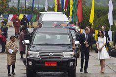 Kate Middleton Photos - The Duke and Duchess Of Cambridge Visit India and Bhutan - Day 7 - Zimbio