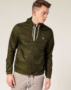 Fred Perry Mr P has this parka thing