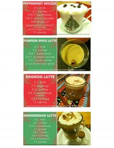 Holiday Lattes in the Crock Pot {with Free Printables!} - Keeper of the Home