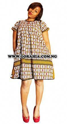 Trendy ankara maternity dress for use during apnd after pregnancy. Made with quality ankara fabric and high quality cord lace fabric. Available in all sizes. African Fashion Ankara, Ghanaian Fashion, Latest African Fashion Dresses, African Print Fashion, Africa Fashion, Men's Fashion, Short African Dresses, African Print Dresses, African Prints