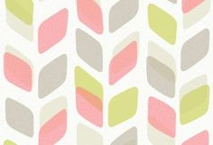 Geometric Trail by Albany - Pink - Wallpaper : Wallpaper Direct