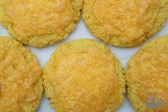 Jahelné placky se sýrem Muffin, Paleo, Vegetarian, Healthy Recipes, Cookies, Breakfast, Fitness, Desserts, Invite