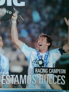 Racing Club . Campeon 2014.