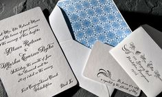 Fine stationery, invitation and gift boutique offering wedding invitations, party invitations, and birth announcements Letterpress Invitations, Party Invitations, Invites, Fine Stationery, Good Company, Smocking, Rsvp, Cards Against Humanity, Letters
