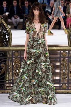John Galliano Spring 2015 Ready-to-Wear Collection Photos - Vogue