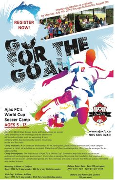 Soccer Camps Soccer Players, World Cup, Soccer Camps, Curriculum, Surfing, Camping, Activities, Summer, Fun