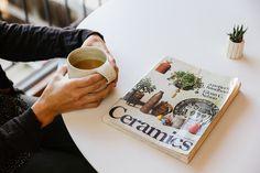 FvF iPad Exclusive Story: Ceramic Designer Paige Russell, San...