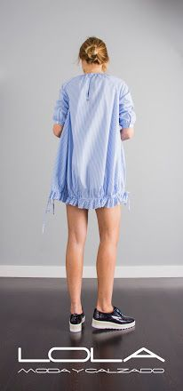Disfruta del buen tiempo con el mejor estilo.  Camisola de TWIN SET 195 €, para llevarla como vestido, con pantalones ¡ tú decides ! (broche desmontable).