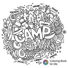 Colored with: Coloring Book for Me