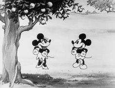 1900's Mickey and Minnie Mouse, if you know me then you know i'm obsessed with all things disney and it all started with a mouse.