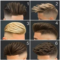 Which is your hairstyle favourite?? #tag your friends✂