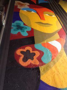 Max Haus Alto da Boa #graffiti #RogerioPedro #MaxHaus #mural