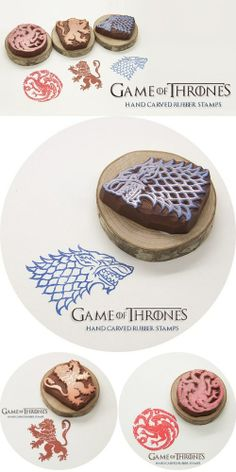 The Perfect Thing To Seal Your GoT Premiere Invitations With