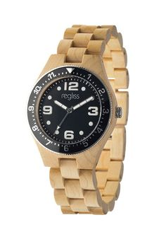 Wooden watch Amazzonia - unisex MADE IN ITALY Shop now on www.dezzy.it