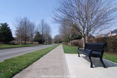 Whittington Creek sidewalks