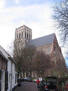 Sint Catharijnekerk Toren is van 1759 tot 1850 als vuurtoren gebruikt