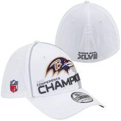 Baltimore Ravens 2012 AFC Conference Champions hat New Era NFL new 39Thirty   BaltimoreRavens  Ravens 65617fbf9