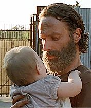 "Judith: ""Daddy, please don't shave"""