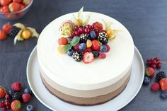 CakeByMary - Trippel chokladmoussetårta Cake Decorating Videos, Dessert Recipes, Desserts, Confectionery, Cheesecakes, Creations, Mousse, Chocolate, Blog