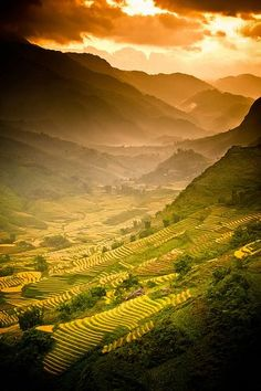 """A Land of Wonder"" - Sapa, Vietnam"