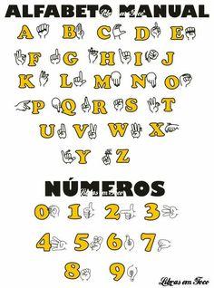 Alfabeto Manual Libra, Math Equations, Words, Manual, Alphabet, Amor, Textbook, Virgo, Libra Sign