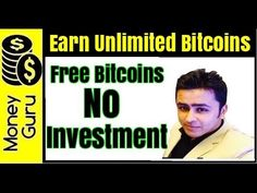 Earn Unlimited Bitcoin Without Investment - Get Free Bitcoins [0.5 - 2 BTC /Month] - WATCH VIDEO here -> http://makeextramoneyonline.org/earn-unlimited-bitcoin-without-investment-get-free-bitcoins-0-5-2-btc-month/ -    how to make cash on the web online  Hello Friends, Earn Unlimited Bitcoin —  Today i am sharing you a method that will help you to earn unlimited bitcoin without investment yes by that i meaan to say earn free bitcoins without investing any rupee into it