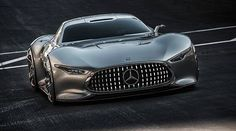 Mercedes benz amg vision gran turismo (via Interesting Engineering on Facebook)